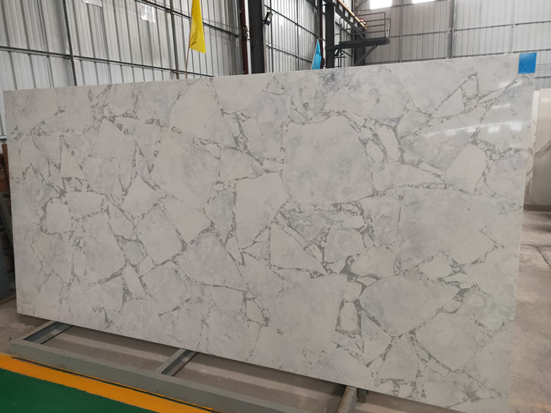 New Quartz Slabs TQ-A5016​