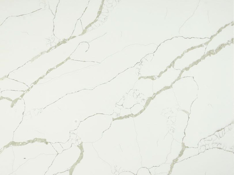 Countertops Material Calacatta Quartz Color TQ-D2006