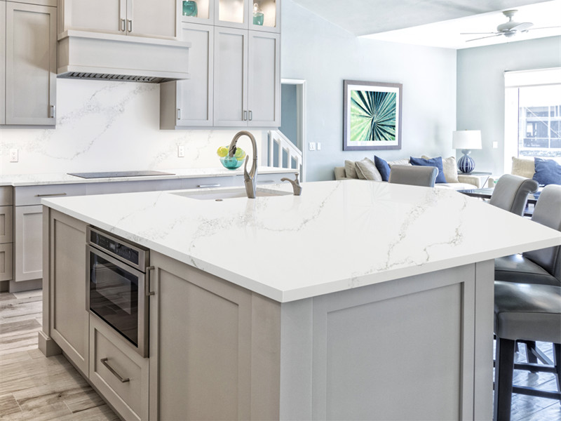 Calacatta Marble Look Quartz Co​