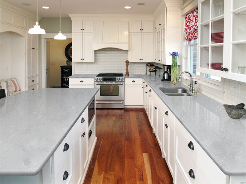 Grey Quartz Countertops TQ-D200​