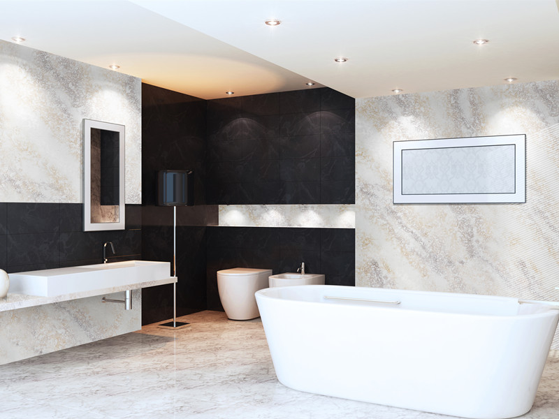 Luxury Quartz Stone for Bathroo​