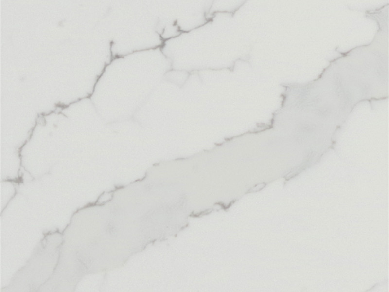 Top Calacatta Quartz Surface TQ-B4007