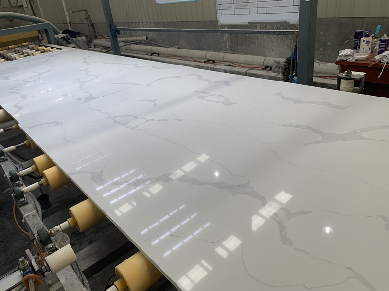 New Translucent Quartz Slabs for Countertops
