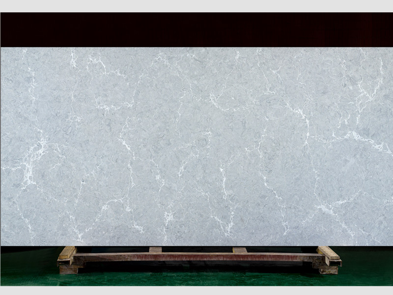 Grey Quartz Slabs TQ-A5028