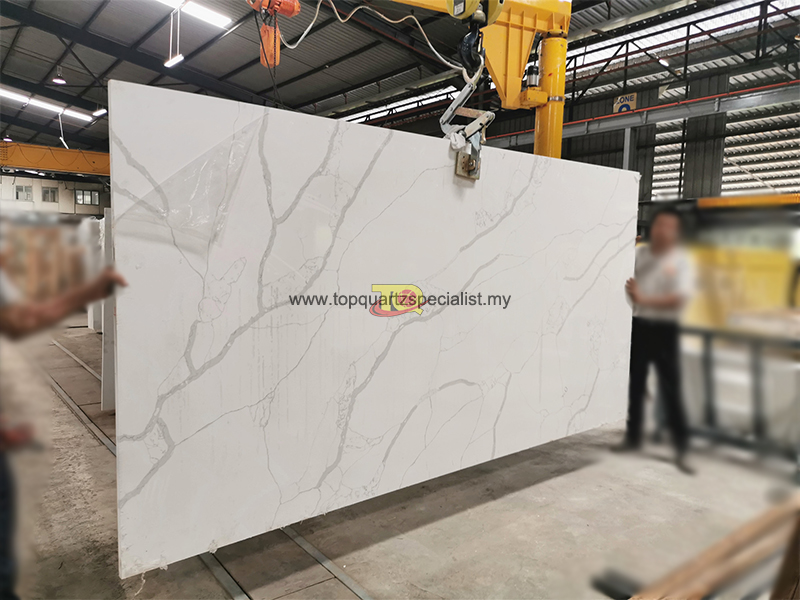 White quartz slabs supplier wholesale quartz slabs for sale TQ-NT309