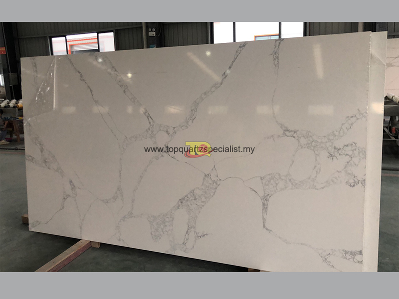 White quartz countertops colors