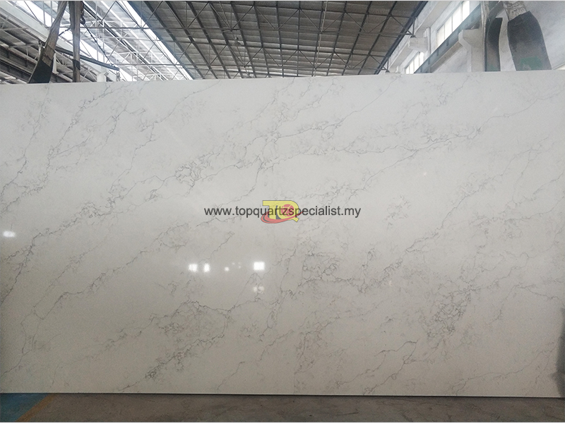 Quartz countertops manufacturers artificial stone countertop D2017