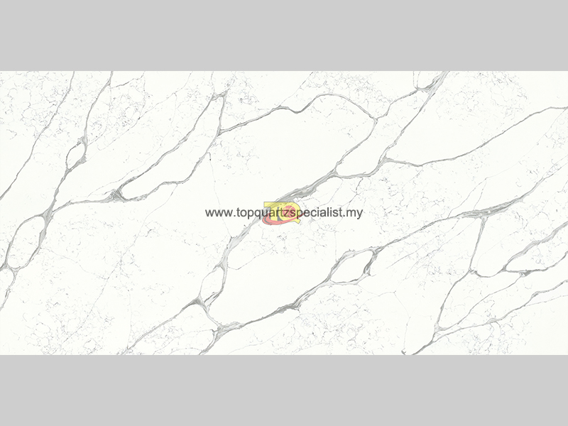 High-quality snow white quartz ​