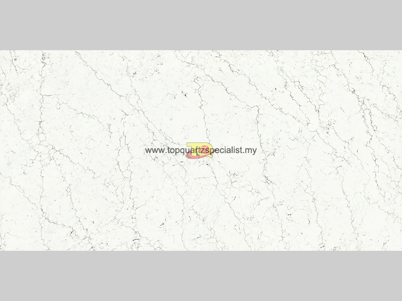 Engineered quartz countertops w