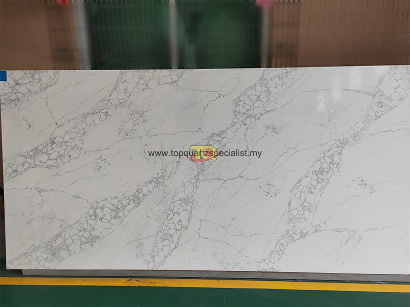 Quality white stone slabs engin​