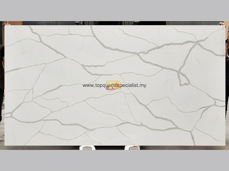 Engineered quartz countertops f