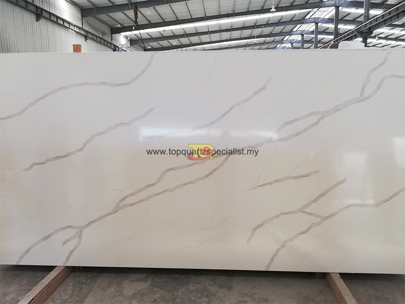 Hot sale quartz countertops man