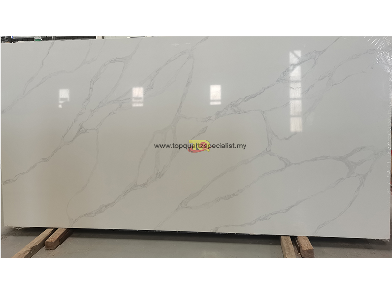 white quartz countertops engine