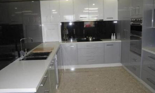 Artificial stone mainstream cabinets