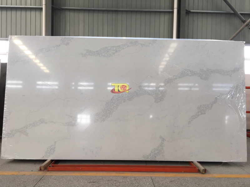 High quality Calacatta Quartz Counter