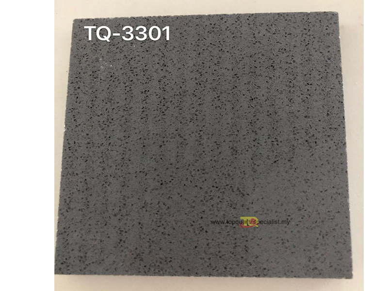 Grain quartz slab information quartz countertops colors TQ-3301