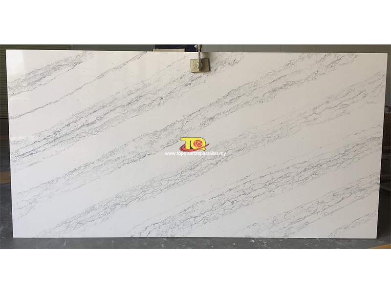 Factory direct White Quartz Sto​
