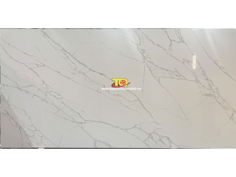 Artificial white quartz stone w​