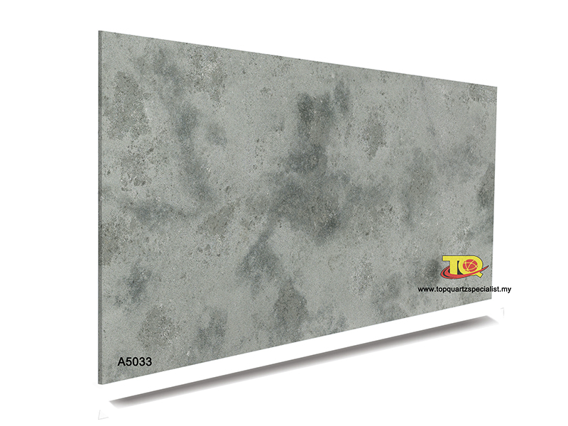 Dark grey quartz countertops ar
