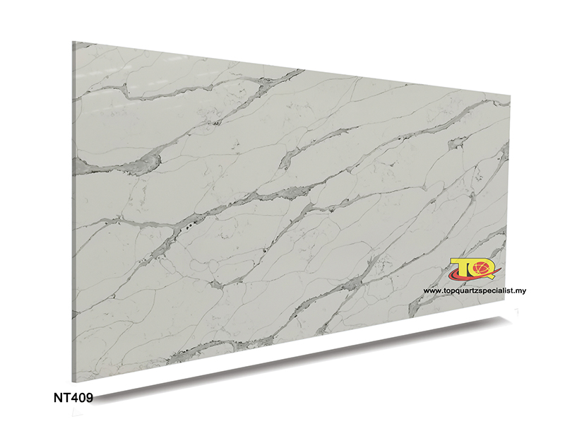 Polishing quartz countertops ar