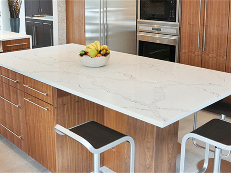 Calacatta Nuvo Quartz Projects​